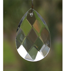 Faceted Crystal Drops